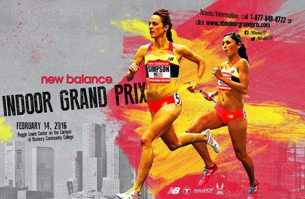 nouvelles balles de golf nike 20XI - New Balance Indoor Grand Prix